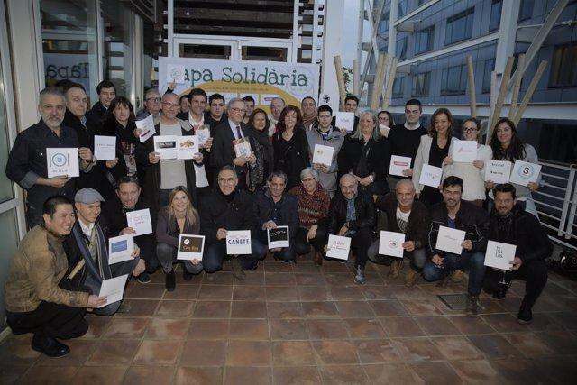 El proyecto Vincles del Casal dels Infants recibe 2.000 euros del Tapa Solidaria