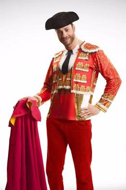 Imagen de uno de los disfraces de 'Yijaa!'