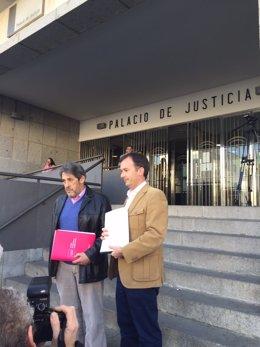 El candidato de UPyD a la Presidencia de la Junta, Martín de la Herrán.