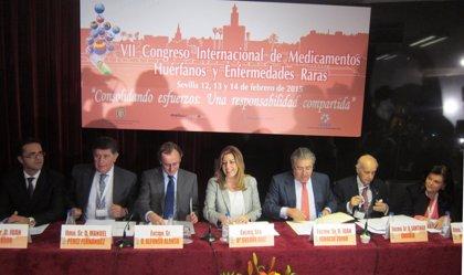 Alonso y Susana Díaz reclaman el compromiso de instituciones y fuerzas políticas para luchar contra las patologías raras