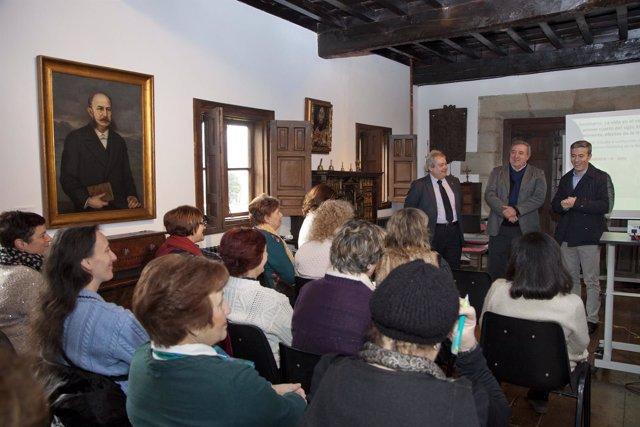 Conferencias sobre época de Pedro Velarde