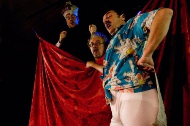 Escena de 'Shakespeare para ignorantes'