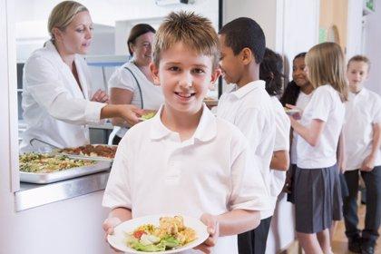 Los beneficios del comedor escolar en niños