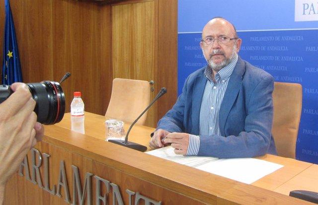 Ignacio García, En Rueda De Prensa