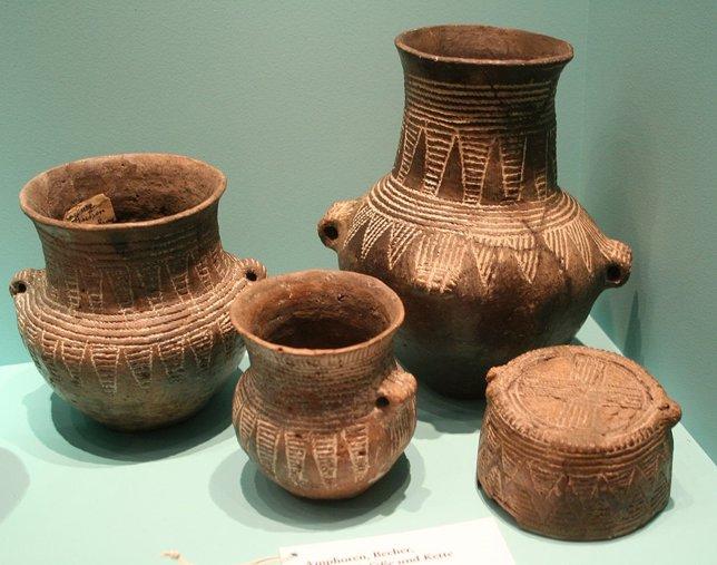 Cultura de la cerámica cordada