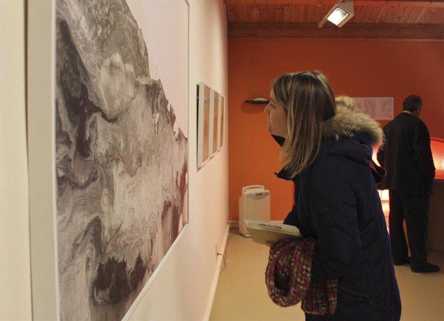 La exposición se puede visitar en la sala Ignacio Zuloaga de Fuendetodos