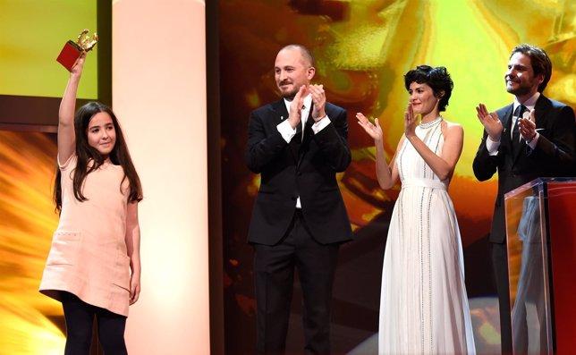 El iraní Jafar Panahi y el cine latinoamericano los triunfadores de la Berlinale