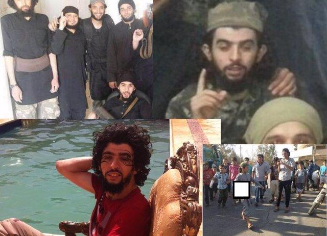El yihadista Kokito Castillejos