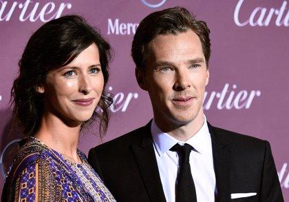 Benedict Cumberbatch y Sophie Hunter se casan el día de San Valentín