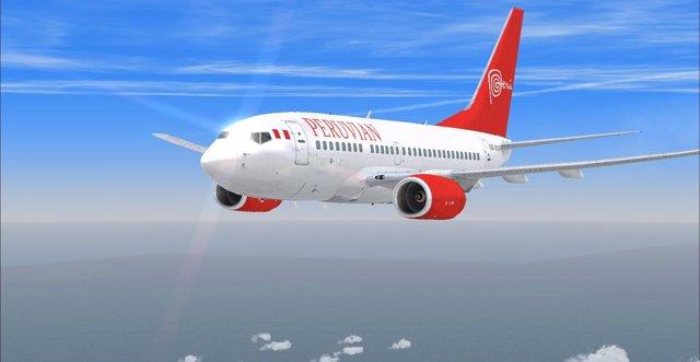 AEROLÍNEA PERUVIAN AIRLINES