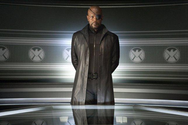 Samuel L. Jackson es Nick Fury