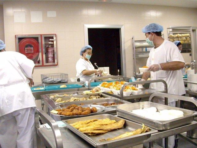 Cocina hospital