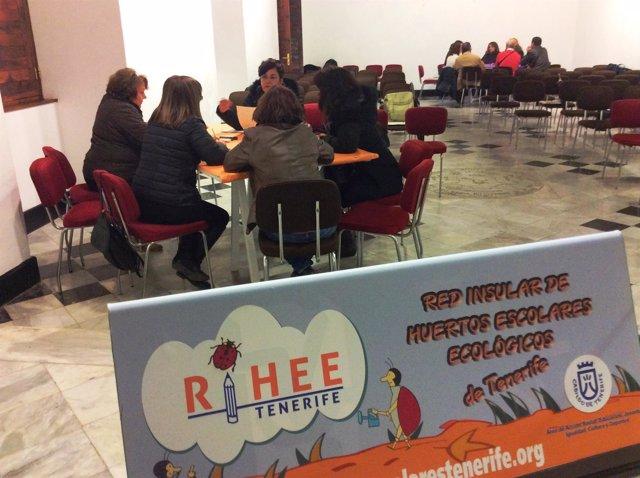 Ronda informativa sobre la Red de Huertos Escolares