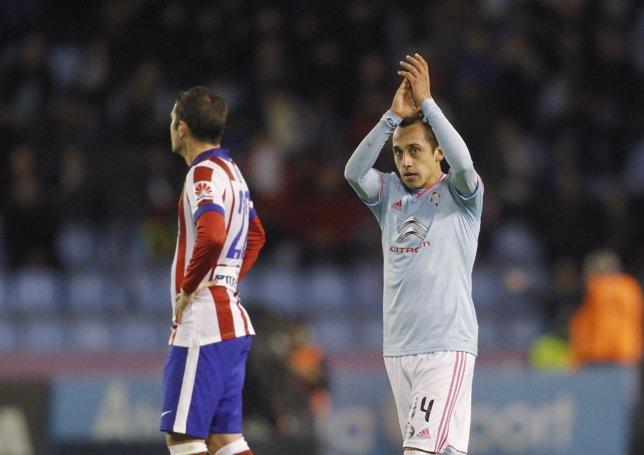 El Atlético de Madrid cae ante el Celta