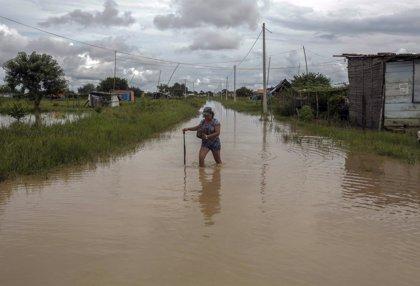 Un muerto y 60 familias desplazadas por riesgo de deslizamiento en un centro minero en Bolivia