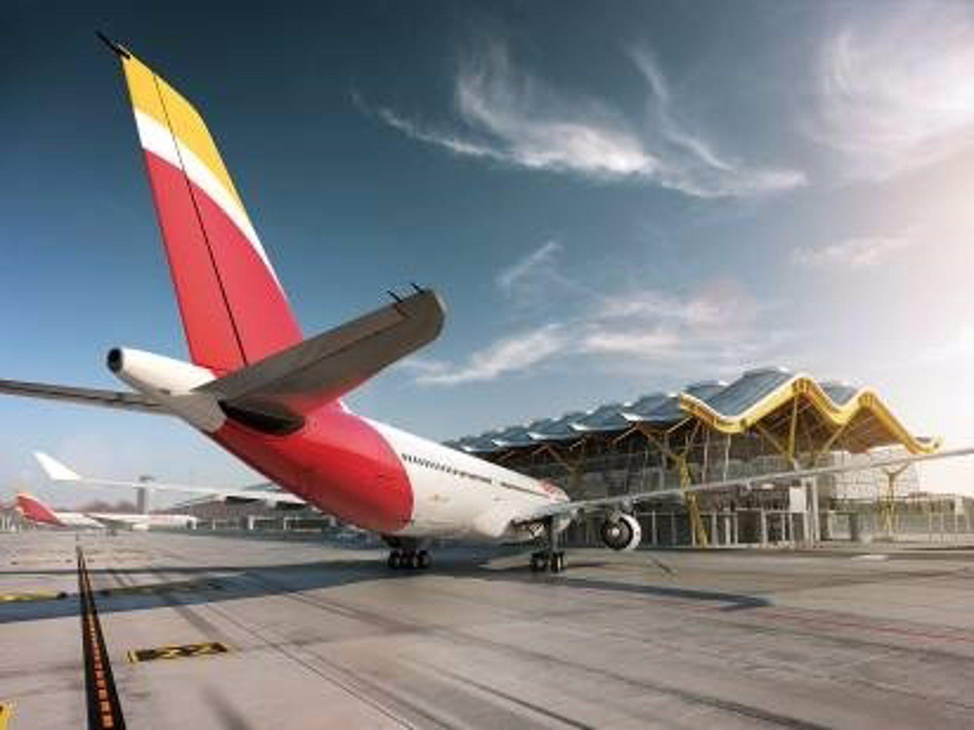 Iberia realizó más de 1.000 vuelos chárter en 2014, con un 12% más de ingresos
