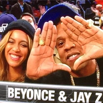 Woody Allen, Rihanna o Beyoncé en las gradas del NBA All-Star Game 2015