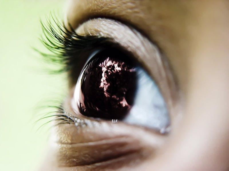 Diez consejos para cuidar la vista - Maneras de pintar los ojos ...