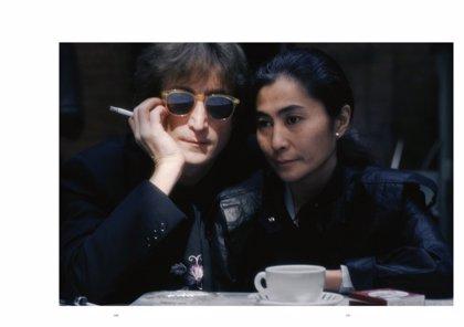 John Lennon y Yoko Ono, sus fotografías más íntimas e inéditas
