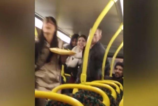 Ataque racista en Manchester