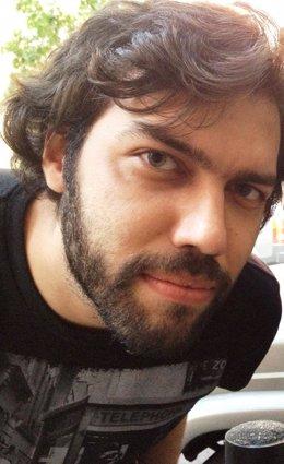 Adalber Salas, ganador del Premio Arcipreste de Hita 2014.