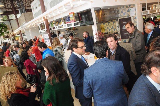 Presentación 'Andalucía cocina por tapas'.