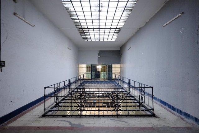 Antigua Cárcel de Málaga.