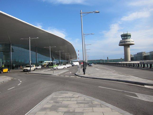 Aeropuerto de El Prat de Barcelona, Terminal 1