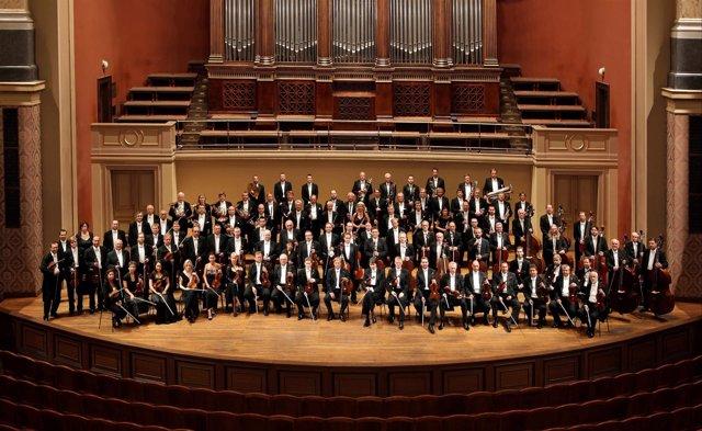 Orquesta Filarmónica Checa