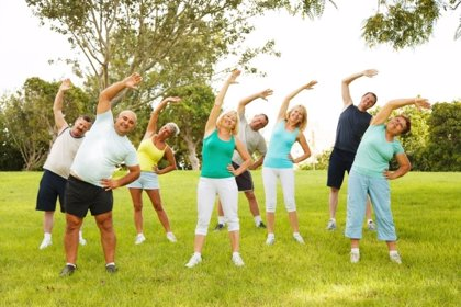 De enfermeras a 'monitoras' de actividad física de mayores