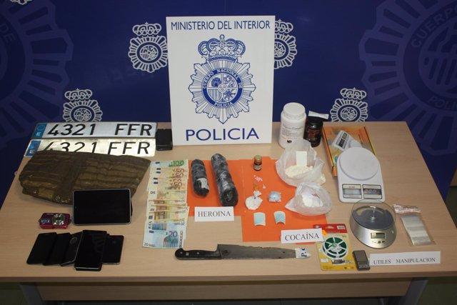 Policía Nacional Operación Minino