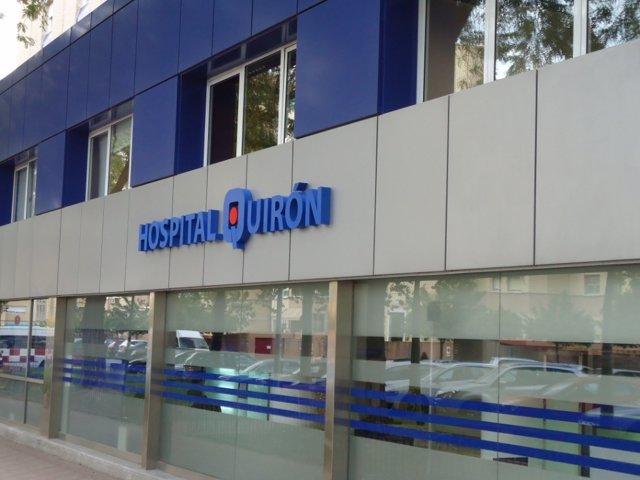 El Hospital San Carlos pasa a denominarse Hospital Quirón Murcia