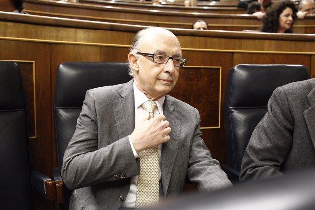 Cristóbal Montoro.