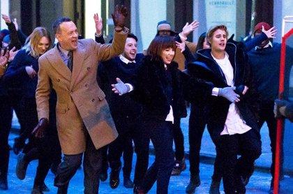Justin Bieber y Tom Hanks participan en el nuevo clip de Carly Rae Jepsen: I really like you