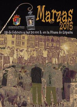 Cartel del Concurso de Marzas de Reinosa
