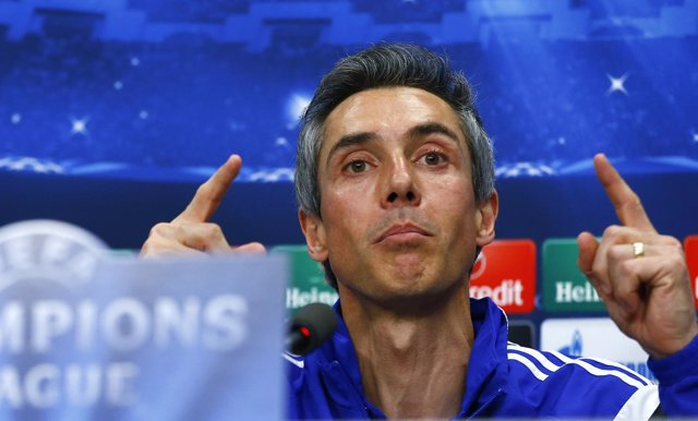 Paulo Sousa, entrenador del Basilea