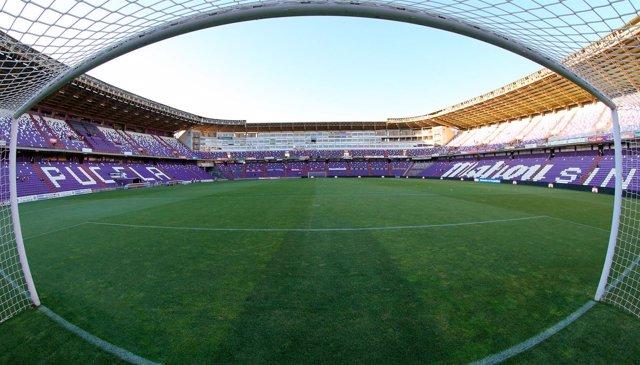 Estadio Real Valladolid C.F.