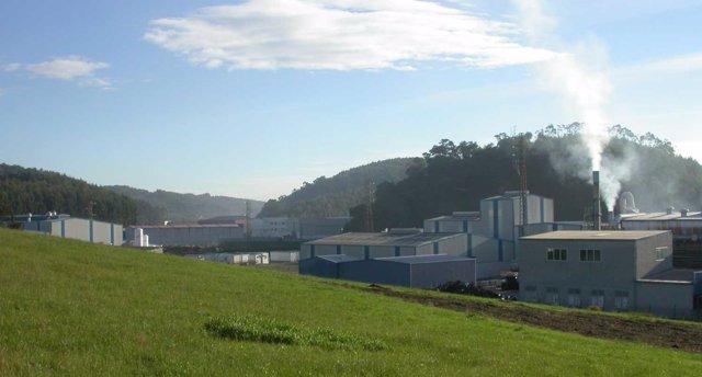 Fábrica de Aleastur.