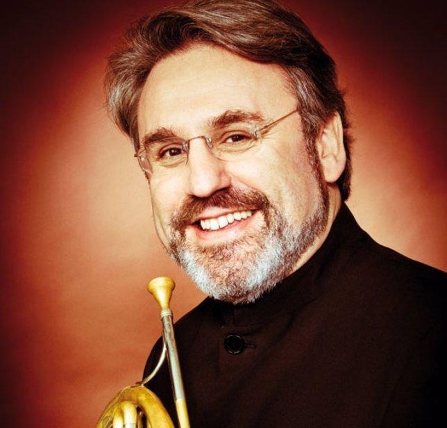 El trompa Radovan Vlatkovic