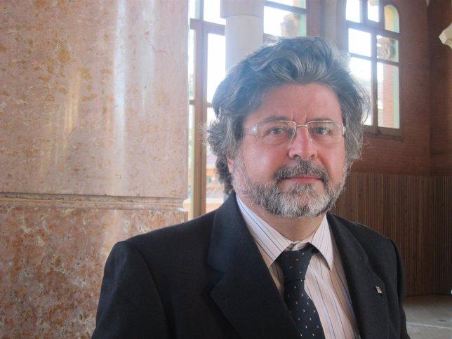 El sec.De Universidades e Investigación Antoni Castellà