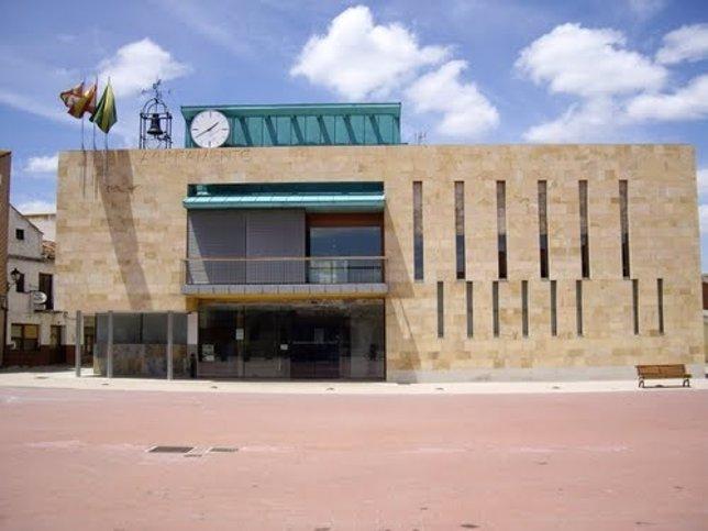 Ayuntamiento de Pedrajas de San Esteban (Valladolid)