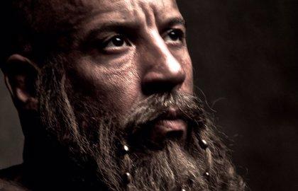 Vin Diesel, más peludo que nunca la nueva imagen de The Last Witch Hunter