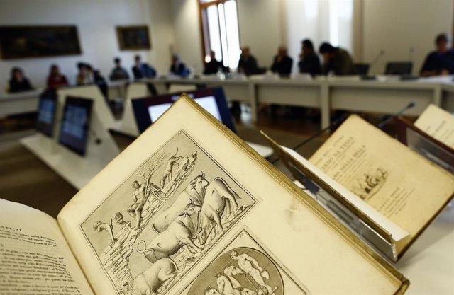 Adquisición de la biblioteca del escultor e historiador del arte Juan Bordes