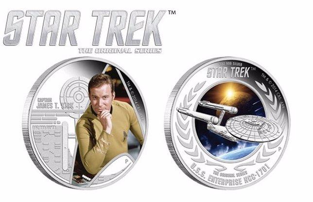 En una isla de Polinesia puedes pagar con monedas de Star Trek