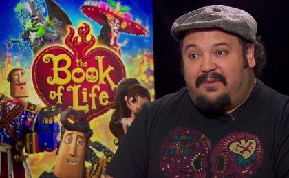 """Jorge R. Gutiérrez, director de El libro de la vida: """"Guillermo del Toro me ha hecho mejor cineasta y persona"""""""
