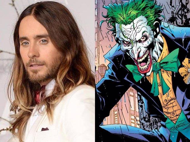 Jared Leto será Joker
