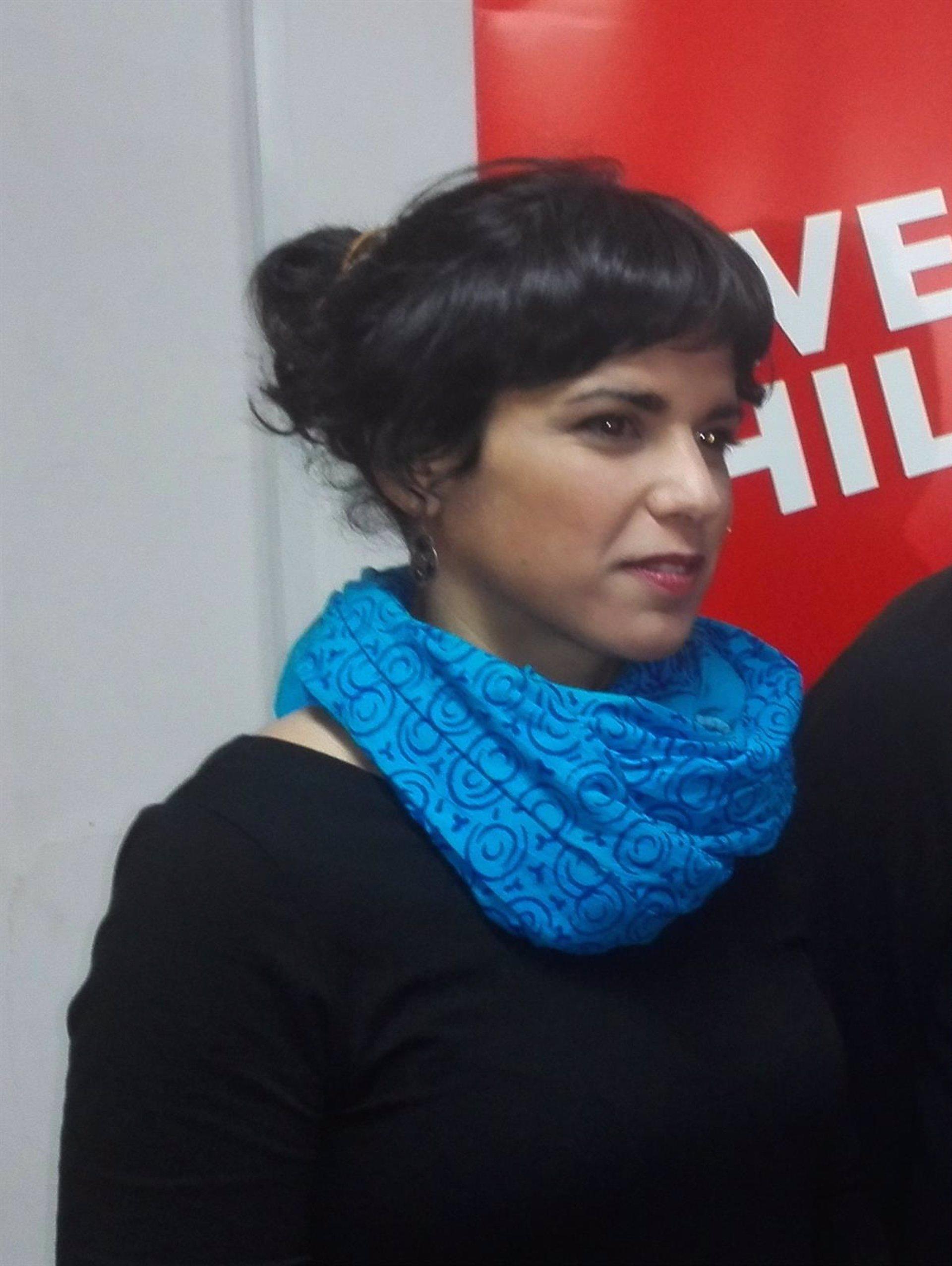 Rodríguez Podemos Tramita Una Queja Formal Contra Tve Ante El Caa Por Difundir Una Supuesta Foto Suya Desnuda
