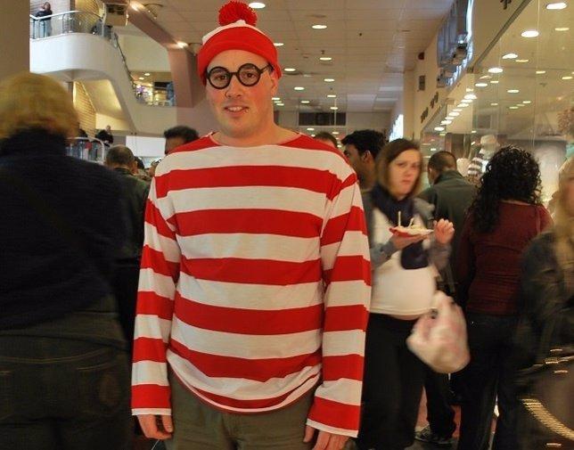 ¿Dónde Está Wally En La Vida Real?