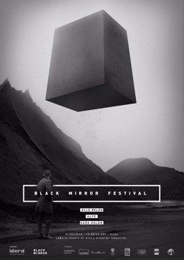 Cartel de  Black Mirror Festival
