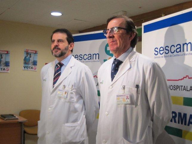 Médicos Hepatitis Toledo